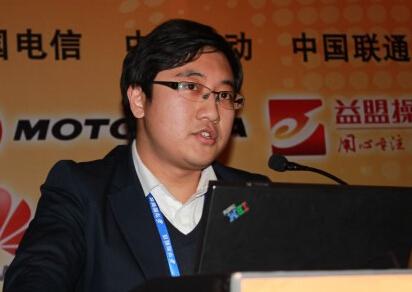 李睿赛诺公司手机部总经理