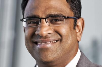 高通产品管理高级副总裁Raj Talluri