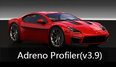 Profiler Adreno (v3.9)