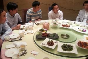 CTO club Shenzhen 113rd activities: Dinner talk about big data