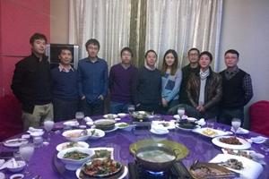 CTO club Nanjing dinner