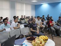 June 20th CTO Club 100th Shanghai exchange meeting in the members listen very carefully