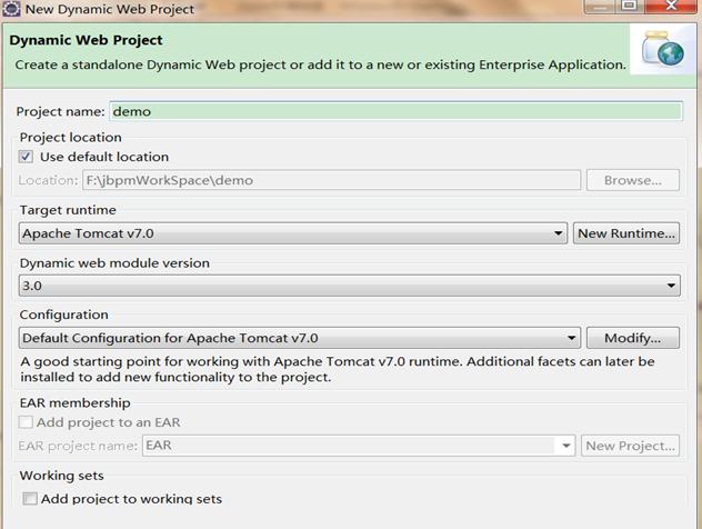 Step by step JBPM (3) - JBPM4 4 environment build - Li